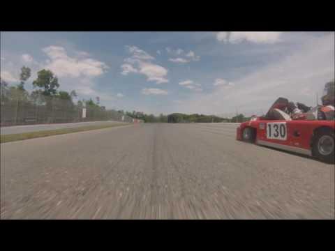 Mid-Ohio Sports Car Course Go Kart Weekend