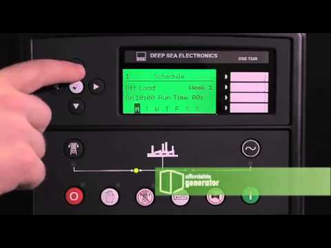 Caterpillar Wiring Diagram Plantas Electricas Ajuste Y Horario De Encendidos