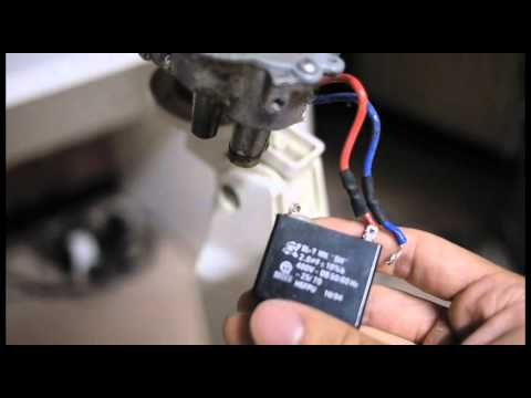 hqdefault electric fan repair blades don't spin youtube electric fan wiring diagram capacitor at crackthecode.co