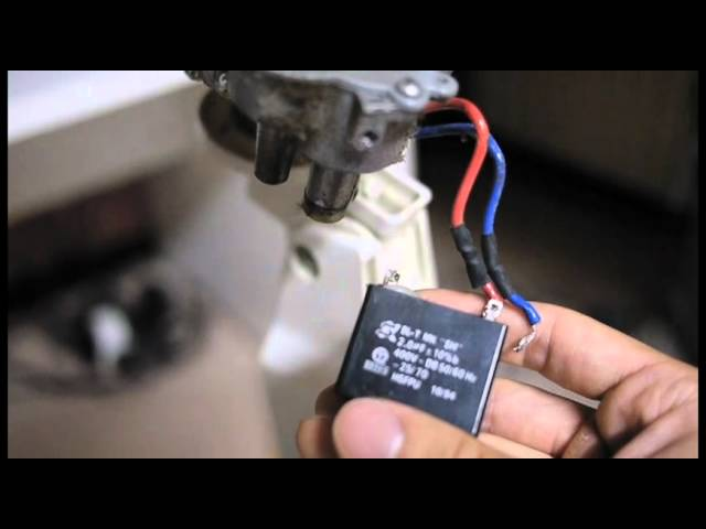 Electric Fan Repair Blades Don T Spin Youtube