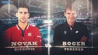 Watch Djokovic v Federer live at the Barclays ATP World Tour Finals - live streaming