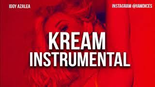 """Iggy Azalea """"Kream"""" Instrumental Prod. by Dices *FREE DL*"""