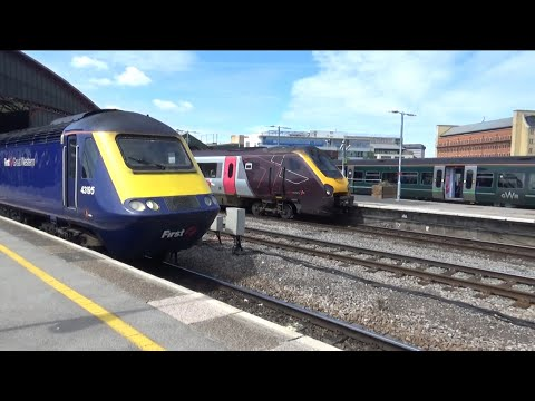 Trains & Tones @ Bristol Temple Meads 08/07/17 (Part 2)