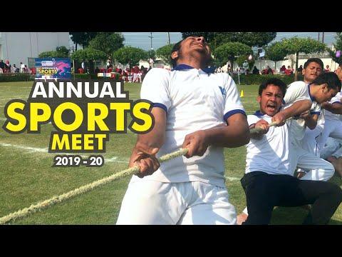 Annual Sports Meet 2019-20