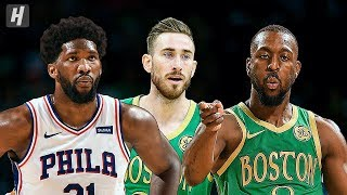 Gambar cover Philadelphia 76ers vs Boston Celtics - Full Game Highlights | December 12, 2019 | 2019-20 NBA Season