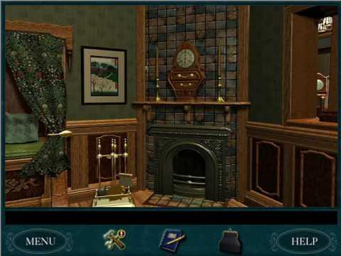 Secret of the Old Clock Walkthrough Video 2