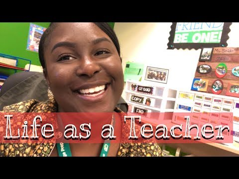 Teacher Life in Miami | Vlog