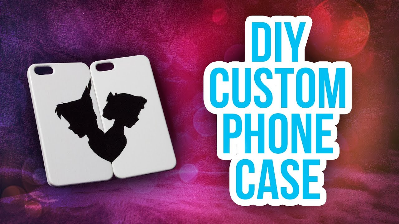Custom phone case diy youtube for Diy custom phone case