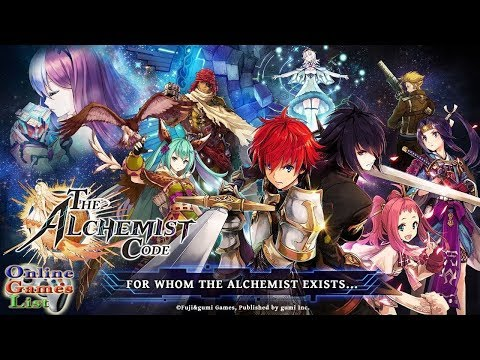 The Alchemist Code - Android Gameplay HD - 동영상