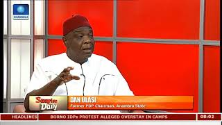 Peter Obi Has Split Anambra State - Dan Ulasi |Sunrise Daily|