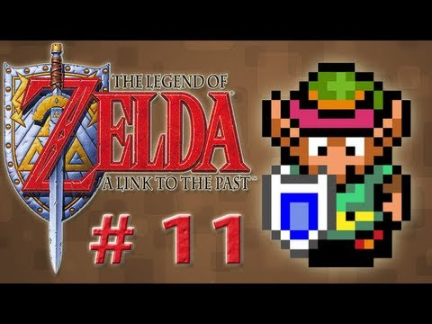 "Guia Zelda - A Link To The Past - # 11 (FINAL) "" Final Torre de Ganon y Batalla contra Ganon """