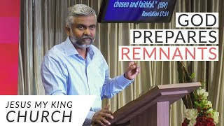 God Prepares Remnants | Steven Francis