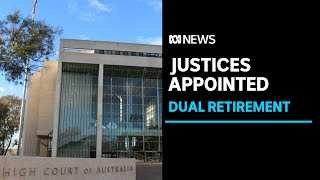 Prime Minister announces new High Court justices | ABC News