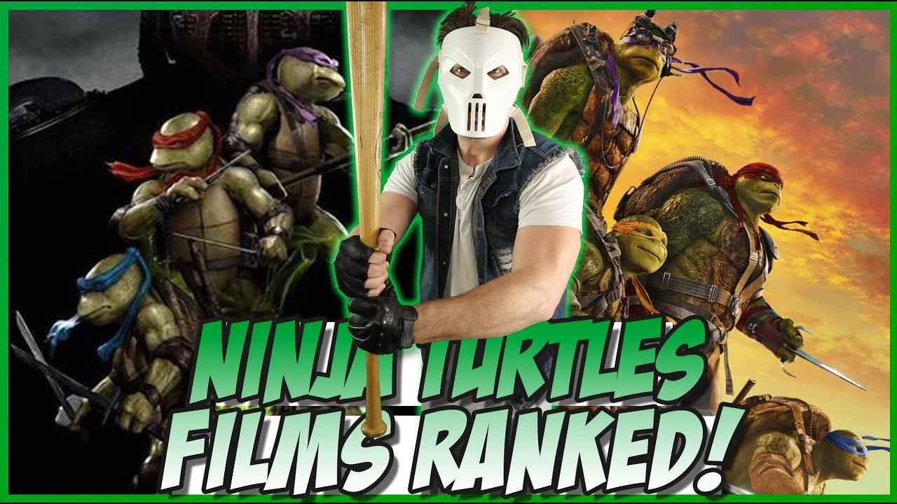 Download All 6 Teenage Mutant Ninja Turtles Movies Ranked!