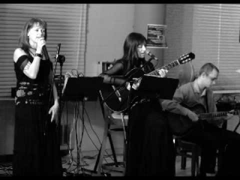 Rosyjskie trio Chanson