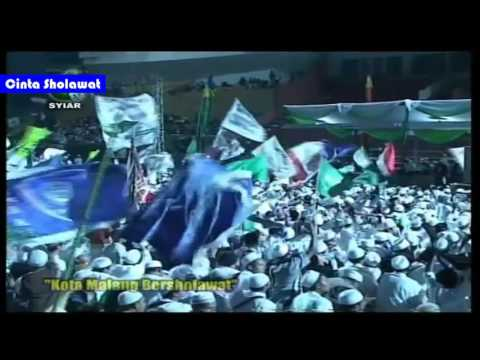 Gus Wahid _ Ahbaabul Musthofa _ Allohumma Sholli'ala Muhammad _ Ahlan Wasahlan