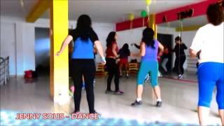 Fitness Coreografia Voy A Buscar A Un Nuevo Amor (Ensayos)