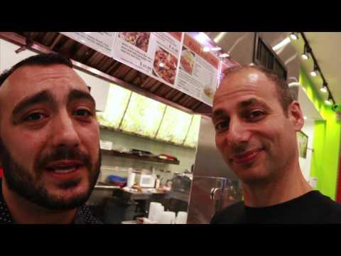 Lunch in NYC/Taste This TV/Joe Ciminera