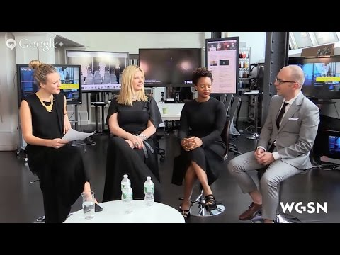 #WGSNhangout: How to make it as an emerging designer