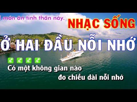 nhac song karaoke