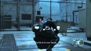 Metal Gear Solid V: Ground Zeroes (Prologue) PS4