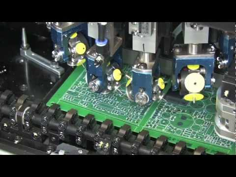 Surface Mount Technology - YouTube