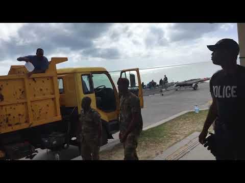 Former MP Trevor Walker speaks on rebuilding Barbuda