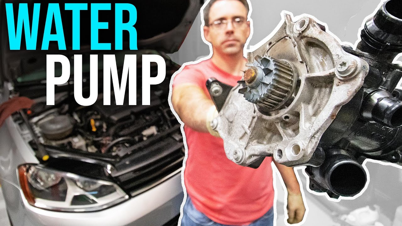 Don't Overpay for a MK7 Waterpump and How to do it Yourself