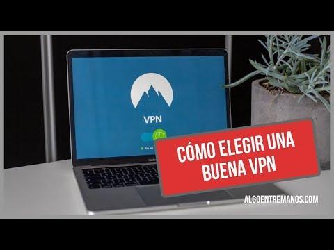 5 consejos elegir una buena red VPN