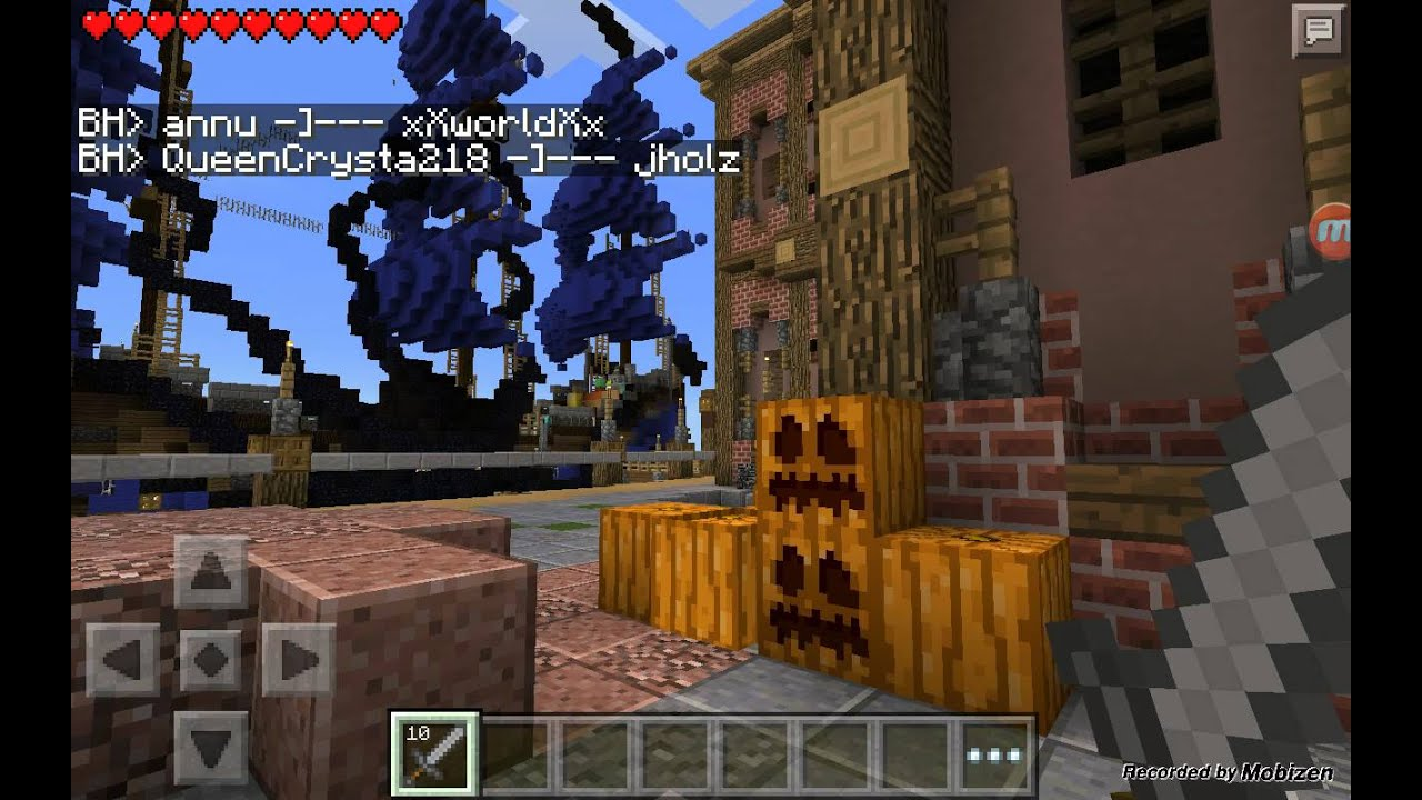 Hide And Seek The Hive - Minecraft pocket edition