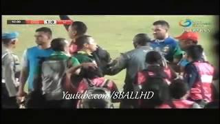 Download Video Kericuhan yang terjadi di Laga Barito Putera vs Bhayangkara FC MP3 3GP MP4