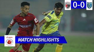 NorthEast United FC 0-0 Kerala Blasters FC - Match 76 Highlights | Hero ISL 2019-20
