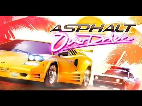 Resultado de imagen de asphalt overdrive google play