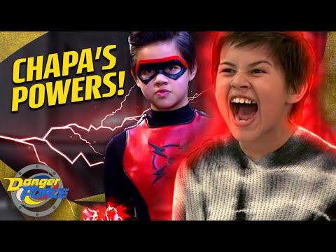 EVERY Time Chapa Has Used Her Powers! | Danger Force