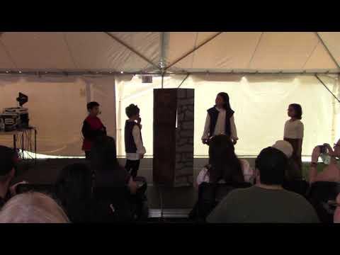 Traylor Academy, 2019 DPS Shakespeare Festival: The Comedy of Errors Act III Scene i