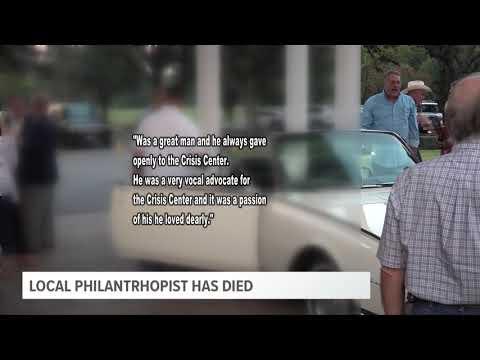 Local Philanthropist David Erwin Has Died