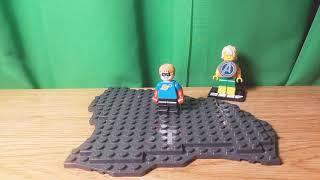 Custom Lego Butterball from Marvel Comics!👲🏻