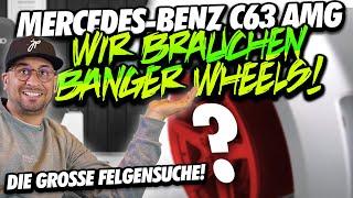 JP Performance - Wir brauchen Banger Wheels! | Mercedes C63 Blackseries