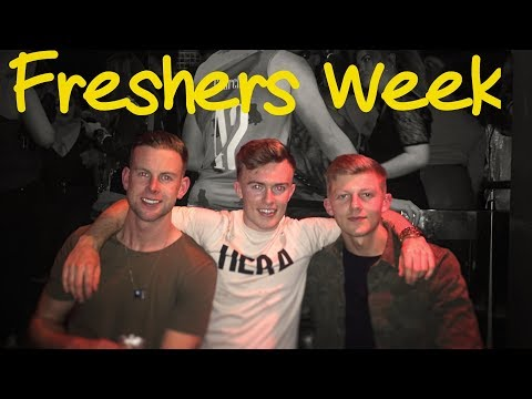 MAYNOOTH UNIVERSITY FRESHER'S WEEK