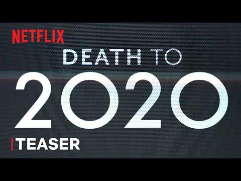 Death to 2020 | Offizieller Teaser | Netflix
