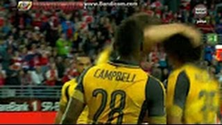 Arsenal VS Viking 8-0| ALL GOALS & Highlights | 5/8/2016 [Friendly Match] 2016 - HD