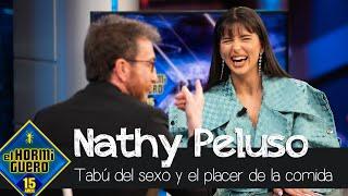 Las confesiones de Nathy Peluso sobre el placer de la comida - El Hormiguero