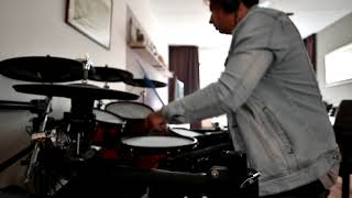 K.I.z .feat OUTERSPASS - was ist los (DRUMCOVER)