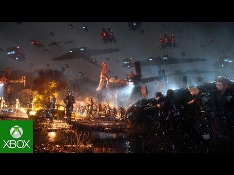 FINAL FANTASY XV: Reclaim Your Throne trailer