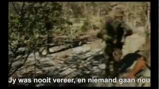 "BOK VAN BLERK - ""Die Kaplyn"" -  From the CD ""Afrikanerhart"", with Afrikaans Lyrics."