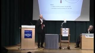 Innovation and Prosperity of Advanced Nations, Michael E. Porter at HEC Paris