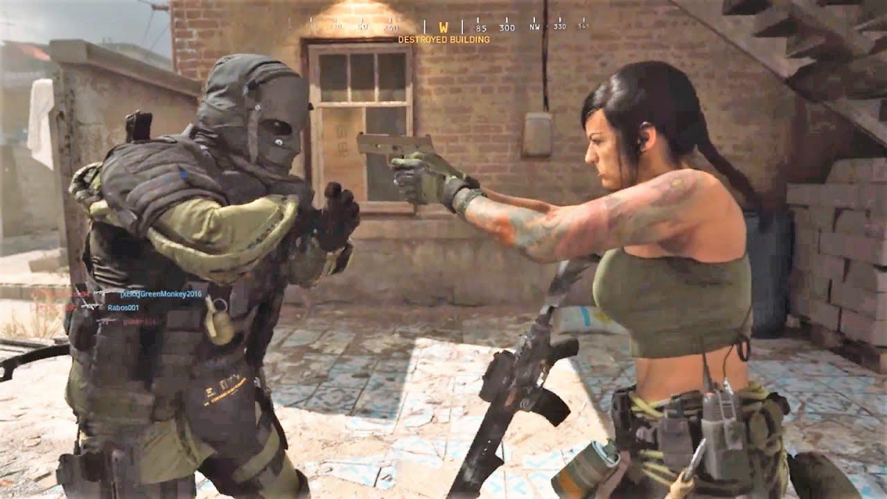 Call of Duty®: Modern Warfare® Mara Execution - YouTube