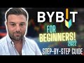 (bybit) FOR BEGINNERS 2021 [EASY! Step-By-Step BYBIT TUTORIAL] Trade Bitcoin for beginners 📈📚