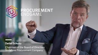 Detlef Schultz (Vodafone) on The Procurement Endgame
