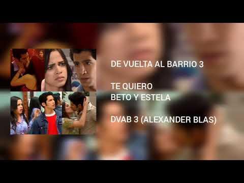 DVAB 3 - TE QUIERO (ALEXANDER BLAS)